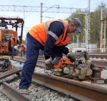 Строительство железных дорог