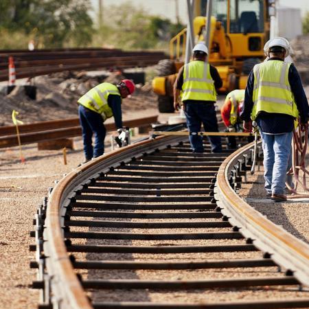 строительство реконструкция железных дорог